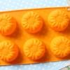 พิมพ์ขนม ทานตะวัน 45กรัม/ช่อง B308