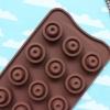 พิมพ์ขนม วงกลมทำช็อคโกแลต B417