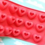 พิมพ์ขนม หัวใจ B401