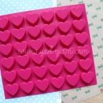 พิมพ์ขนม หัวใจ B560