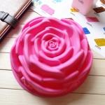 แม่พิมพ์ซิลิโคน พิมปอนด์ ดอกไม้กุหลาบ รหัส B050