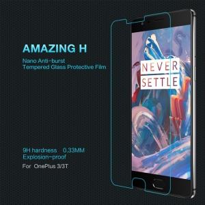 ฟิล์มกระจกนิรภัย OnePlus 3/OnePlus 3T