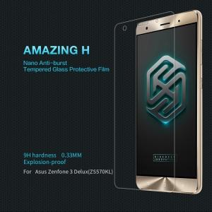 ฟิล์มกระจกนิรภัย Zenfone 3 Deluxe (ZS570KL)