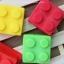 พิมพ์ขนม ตัวต่อเลโก้ยักษ์ 160กรัม/ช่อง B599 thumbnail 5
