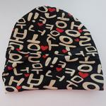 ผ้าบัฟ รุ่น หมวกคลุม ลาย V.010
