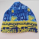 ผ้าบัฟ รุ่น หมวกคลุม ลาย V.002