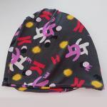 ผ้าบัฟ รุ่น หมวกคลุม ลาย V.009
