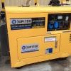 เครื่องยนต์ปั่นไฟดีเซล JUPITER รุ่น JP-D5-SILENT