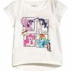 H&M : เสื้อยืดแขนสั้น สกรีนลายม้าโพนี่ สีขาว (งานช้อป) size : 2-4y / 4-6y / 8-10y / 10-12y /12-14y