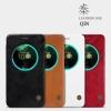 เคสมือถือ Zenfone 3 (ZE552KL) รุ่น Qin Leather Case