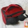กระเป๋ากรงชูก้าร์ สีแดง