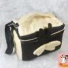 กระเป๋ากรงชูก้าร์ สีน้ำตาล(พร้อมกรง)