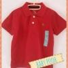 baby Gap เสื้อคอโปโล สีแดง