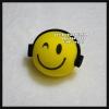 Vj1474 ลูกบอลเสียบเสาอากาศ อารมณดีฟังเพลง หูฟัง: Antenna topper