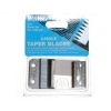 WAHL One Blade Set No.1006-400 2-Hole Taper Blades