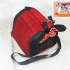 กระเป๋าแฟนซี สีแดง (ใบเล็ก)