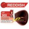 ครีมเปลี่ยนสีผม ดีแคช มาสเตอร์ แมส คัลเลอร์ครีม Dcash Master Mass Color Cream HP969 น้ำตาลบลอนด์สว่างประกายมะฮอกกานี (Lightest Brown Blonde Mahogany Reflect) 50 ml.