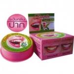 ISME ราสยาน ยาสีฟันสมุนไพร สูตรกานพลู 25 กรัม