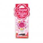 Chupa Chups น้ำหอมปรับอากาศช่องแอร์แบบกลม กลิ่น Strawberry Cream