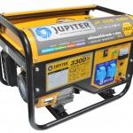เครื่องยนต์ปั่นไฟ เบนซิล 4 จังหวะ JUPITER รุ่น JP-GEN-4000