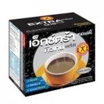 เนเจอร์กิฟ เอ็กซ์ตร้า คอฟฟี่ คิวเทน พลัส เอสเปรสโซ 17กรัม x 10 ซอง (Nature Gift Extra Coffee Q10 Plus Espresso 17g x 10pcs)