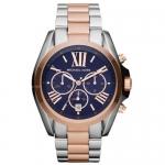 นาฬิกาข้อมือ Michael Kors รุ่น MK5606 Michael Kors Bradshaw Chronograph Watch MK5606 Size 43 mm