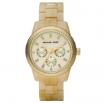 นาฬิกาข้อมือ Michael Kors รุ่น MK5039 Michael Kors Women's Ritz Horn Watch MK5039 Size 36 mm