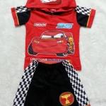 Disney : ชุดset เสื้อ+กางเกง Car McQueen