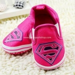 **Super girl** Pre walker shoe สีโรส