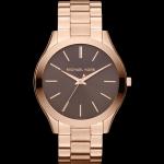 นาฬิกาข้อมือ Michael Kors รุ่น MK3181 Michael Kors Runway Slim Rose Gold Tone Watch MK3181