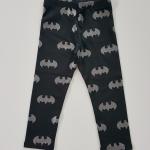 H&M : เลกกิ้ง สกรีน Bat สีดำ Size : 2-4y / 6-8y