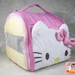 กระเป๋าแฟนซีชูก้าร์ สีชมพู