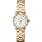 นาฬิกาข้อมือ Marc Jacobs MBM3247 Baker Mini Gold-Tone Watch