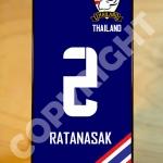 เคสสั่งทำ - ลาย ทีมชาติไทย