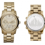 นาฬิกาข้อมือ Michael Kors รุ่น MK5662 Michael Kors Runway New York Limited Edition Gold Tone MK5662 Size 38 mm