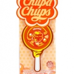 (1 แถม 1) Chupa Chups แผ่นน้ำหอม Lollipop กลิ่น Orange (ส้ม)