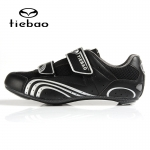 รองเท้าจักรยานเสือหมอบ TIEBAO รุ่น TB02-B961 สีดำ