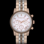 นาฬิกาข้อมือ Michael Kors รุ่น MK5642 Michael Kors Women's Ritz Tri-Tone Watch MK5642 Size 36 mm
