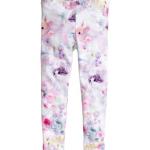 H&M : legging พิมพ์ลาย น้องแมว กระต่าย น่ารัก เนื้อผ้า cotton ผสม (งานช้อป) size 1.5-2y (ใส่จริง 2-4 ขวบ )