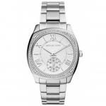 นาฬิกาข้อมือ Michael Kors MK6133 Michael Kors Watch Bryn Silver Tone Women's MK6133