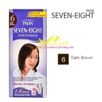 PAON SENEN-EIGHT ESSENCERICH 6 Dark Brown น้ำตาลเข้ม