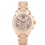 นาฬิกาข้อมือ Michael Kors รุ่น MK6066 Michael Kors Bradshaw Rose Gold Watch MK6066 Size 35 mm