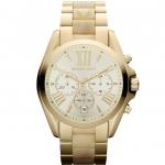 นาฬิกาข้อมือ Michael Kors รุ่น MK5722 Michael Kors Women's Bradshaw Watch MK5722 Size 43 mm