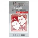 Bigen Speedy Hair color conditioner บีเง็นสปีดดี้ครีมเปลี่ยนสีผม No.865 น้ำตาลแดงเข้ม
