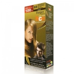 ครีมเปลี่ยนสีผม ฟาเกอร์ แฮร์ แคร์ เอ็กซ์เพิร์ท คอนดิชั่นนิ่ง เพอร์มาเนนท์ คัลเลอร์ครีม 9/3 สีบลอนด์อ่อนมากประกายทองหม่น Very Light Golden Blonde สีแฟชั่น (100มล)