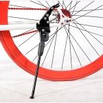 ขาตั้งจักรยานอลูมิเนียม แบบจับหลังจุดสองจุด ชนิดกลม