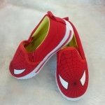 รองเท้าเด็ก ลาย spider man size : 35