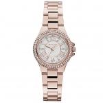 นาฬิกาข้อมือ Michael Kors MK3253 Michael Kors Rose Gold-Tone Petite Camille Watch