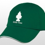 Green Little Trees Baseball Hat (หมวกแก๊ป)