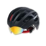 หมวกกันน็อคจักรยาน BaseCamp รุ่น BC-010 มีแว่นในตัว